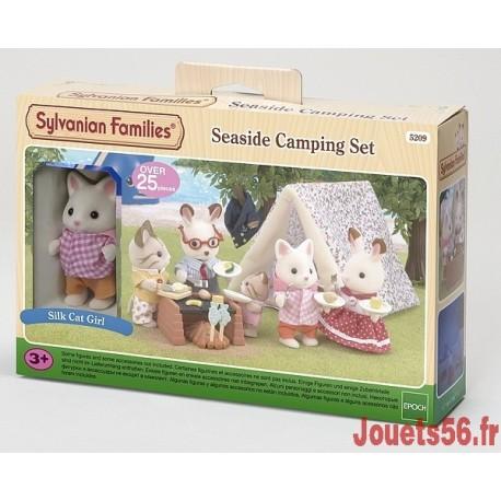 SET CAMPING BORD DE MER SYLVANIAN-jouets-sajou-56