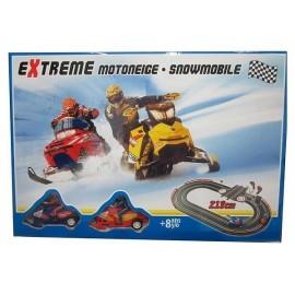 CIRCUIT ELECTRIQUE MOTONEIGE 213CM EXTREME - Jouets56.fr - Magasin jeux et jouets dans Morbihan en Bretagne