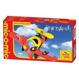 MICOMIC AVION A CONSTRUIRE PETIT MODELE - Jouets56.fr - Magasin jeux et jouets dans Morbihan en Bretagne