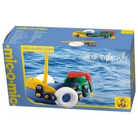 MICOMIC BATEAU A CONSTRUIRE PETIT MODELE - Jouets56.fr - Magasin jeux et jouets dans Morbihan en Bretagne