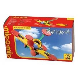 MICOMIC AVION LIBELLULE A CONSTRUIRE PETIT MODELE - Jouets56.fr - Magasin jeux et jouets dans Morbihan en Bretagne