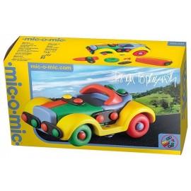 MICOMIC VOITURE A CONSTRUIRE PETIT MODELE - Jouets56.fr - Magasin jeux et jouets dans Morbihan en Bretagne
