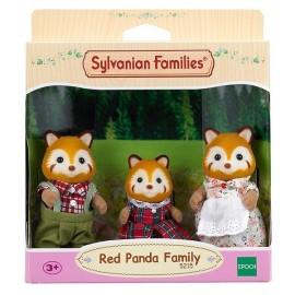 FAMILLE PANDA ROUX SYLVANIAN-jouets-sajou-56