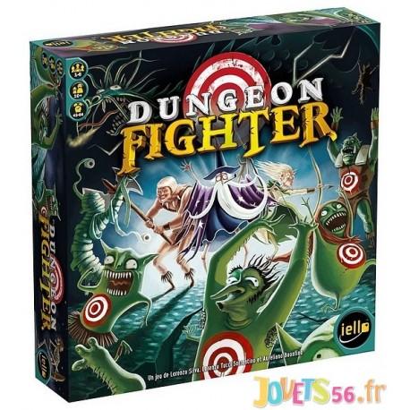 JEU DUNGEON FIGHTER - Jouets56.fr - Magasin jeux et jouets dans Morbihan en Bretagne
