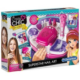 STUDIO ONGLES DE STAR CRAZY CHIC
