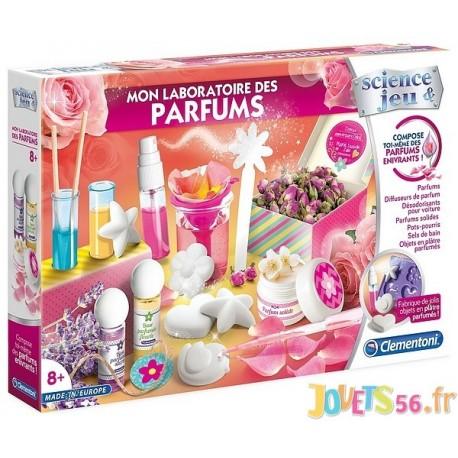 MON LABORATOIRE DE PARFUMS - Jouets56.fr - Magasin jeux et jouets dans Morbihan en Bretagne