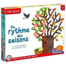 AU RYTHME DES SAISONS PETIT SAVANT - Jouets56.fr - Magasin jeux et jouets dans Morbihan en Bretagne