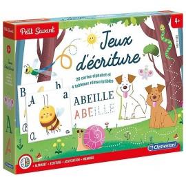 JEUX D'ECRITURE PETIT SAVANT - Jouets56.fr - Magasin jeux et jouets dans Morbihan en Bretagne