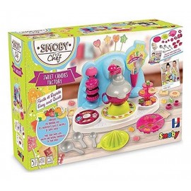 SWEET CANDIES FACTORY SMOBY CHEF