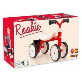 PORTEUR ROOKIE ROUGE - Jouets56.fr - Magasin jeux et jouets dans Morbihan en Bretagne