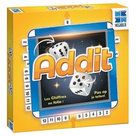 JEU ADDIT