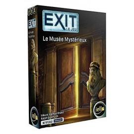 JEU EXIT LE MUSEE MYSTERIEUX ESCAPE GAME NIVEAU DEBUTANT