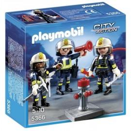 5366-UNITÉ DE POMPIERS-jouets-sajou-56
