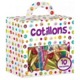 COFFRET COTILLONS 10 PERSONNES - Jouets56.fr - LiloJouets - Magasins jeux et jouets dans Morbihan en Bretagne