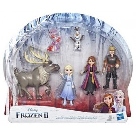 COFFRET DE 6 FIGURINES FROZEN2