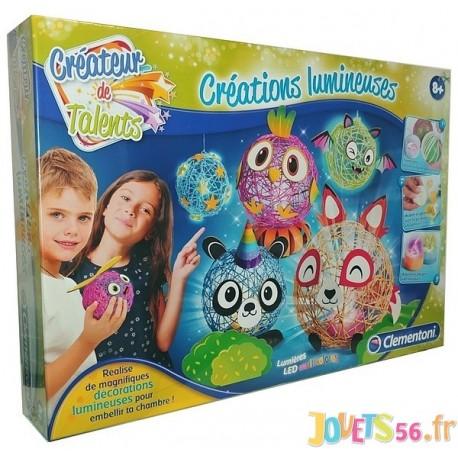 BOITE CREATIONS LUMINEUSES - Jouets56.fr - LiloJouets - Magasins jeux et jouets dans Morbihan en Bretagne