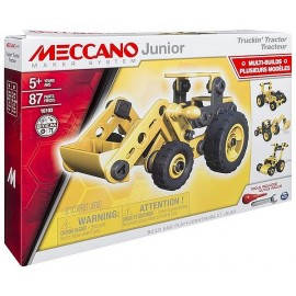 TRACTEUR MECCANO JUNIOR