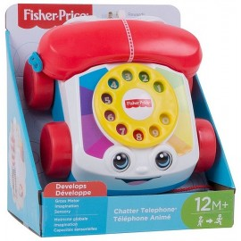 MON TELEPHONE VINTAGE FISHER PRICE