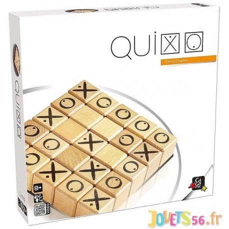 JEU QUIXO - Jouets56.fr - LiloJouets - Magasins jeux et jouets dans Morbihan en Bretagne