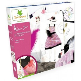 COFFRET FASHION BOX COUTURE LOVELY BOX GM