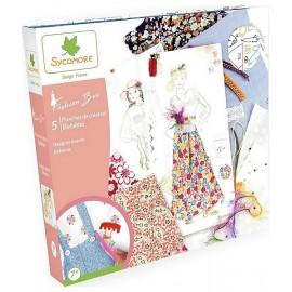 COFFRET FASHION BOX BOHEME LOVELY BOX GM - Jouets56.fr - LiloJouets - Magasins jeux et jouets dans Morbihan en Bretagne