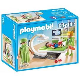 6659 SALLE DE RADIOLOGIE PLAYMOBIL CITY LIFE - Jouets56.fr - LiloJouets - Magasins jeux et jouets dans Morbihan en Bretagne