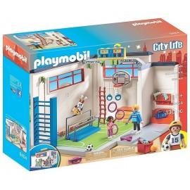 9454 SALLE DE SPORTS PLAYMOBIL CITY LIFE - Jouets56.fr - LiloJouets - Magasins jeux et jouets dans Morbihan en Bretagne