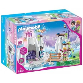 9470 GROTTE DU DIAMANT CRISTAL D'AMOUR PLAYMOBIL MAGIC