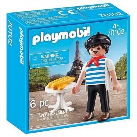 70102 FIGURINE LE FRANCAIS PLAYMOBIL