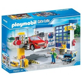 70202 GARAGE AUTOMOBILE PLAYMOBIL CITY LIFE