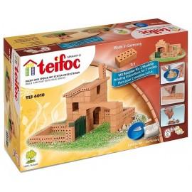 BOITE VILLA COTTAGE EN BRIQUES A CONSTRUIRE 85PCES TEIFOC