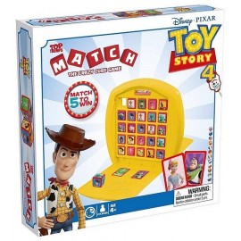 JEU TOP TRUMPS MATCH TOY STORY
