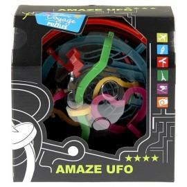 SPHERE LABYRINTHE 3D EUREKA AMAZE UFO - Jouets56.fr - LiloJouets - Magasins jeux et jouets dans Morbihan en Bretagne