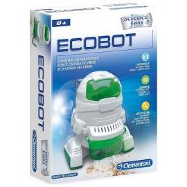 ECOBOT ROBOT ASPIRATEUR A CONSTRUIRE