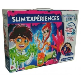 COFFRET SLIME EXPERIENCES