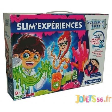 COFFRET SLIME EXPERIENCES - Jouets56.fr - LiloJouets - Magasins jeux et jouets dans Morbihan en Bretagne