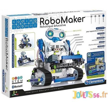 ROBOMAKER STARTER ROBOTIQUE EDUCATIVE - Jouets56.fr - LiloJouets - Magasins jeux et jouets dans Morbihan en Bretagne