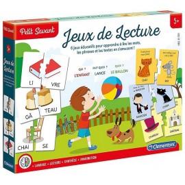 COFFRET JEUX DE LECTURE PETIT SAVANT - Jouets56.fr - LiloJouets - Magasins jeux et jouets dans Morbihan en Bretagne