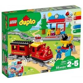 10874 LE TRAIN A VAPEUR LEGO DUPLO - Jouets56.fr - LiloJouets - Magasins jeux et jouets dans Morbihan en Bretagne