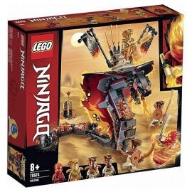 70674 CROC'FEU LEGO NINJAGO - Jouets56.fr - LiloJouets - Magasins jeux et jouets dans Morbihan en Bretagne