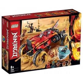 70675 LE 4X4 KATANA LEGO NINJAGO - Jouets56.fr - LiloJouets - Magasins jeux et jouets dans Morbihan en Bretagne