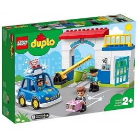 10902 LE COMMISSARIAT DE POLICE LEGO DUPLO - Jouets56.fr - LiloJouets - Magasins jeux et jouets dans Morbihan en Bretagne