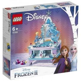 41168 LA BOITE A BIJOUX D'ELSA LEGO DISNEY FROZEN2 - Jouets56.fr - LiloJouets - Magasins jeux et jouets dans Morbihan en Bretagn