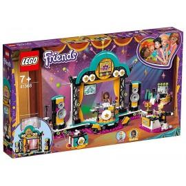 41368 LE SPECTACLE D'ANDREA LEGO FRIENDS - Jouets56.fr - LiloJouets - Magasins jeux et jouets dans Morbihan en Bretagne