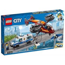60209 LA POLICE ET LE VOL DE DIAMANT LEGO CITY - Jouets56.fr - LiloJouets - Magasins jeux et jouets dans Morbihan en Bretagne