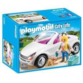 5585 VOITURE CABRIOLET-jouets-sajou-56