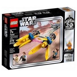 75258 LE PODRACER D'ANAKI LEGO STAR WARS 20ANS - Jouets56.fr - LiloJouets - Magasins jeux et jouets dans Morbihan en Bretagne