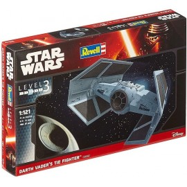 TIE FIGHTER STAR WARS MAQUETTE-jouets-sajou-56