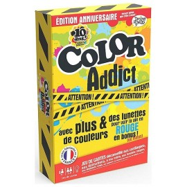 JEU COLOR ADDICT EDITION LIMITEE 2019 - Jouets56.fr - LiloJouets - Magasins jeux et jouets dans Morbihan en Bretagne