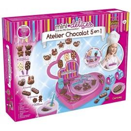 ATELIER CHOCOLAT 5 EN 1 MINI DELICES